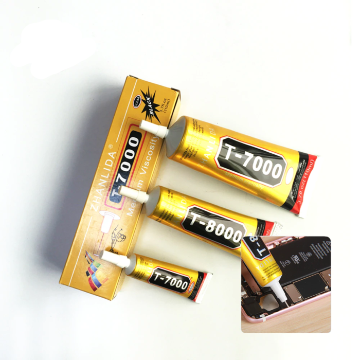 Adhesive Glue B7000 E8000 T7000 T8000 LCD Display Frame Glue15/50/110ml For Mobile Phone Touch Screen Crafts Jewelry DIY Glue 4