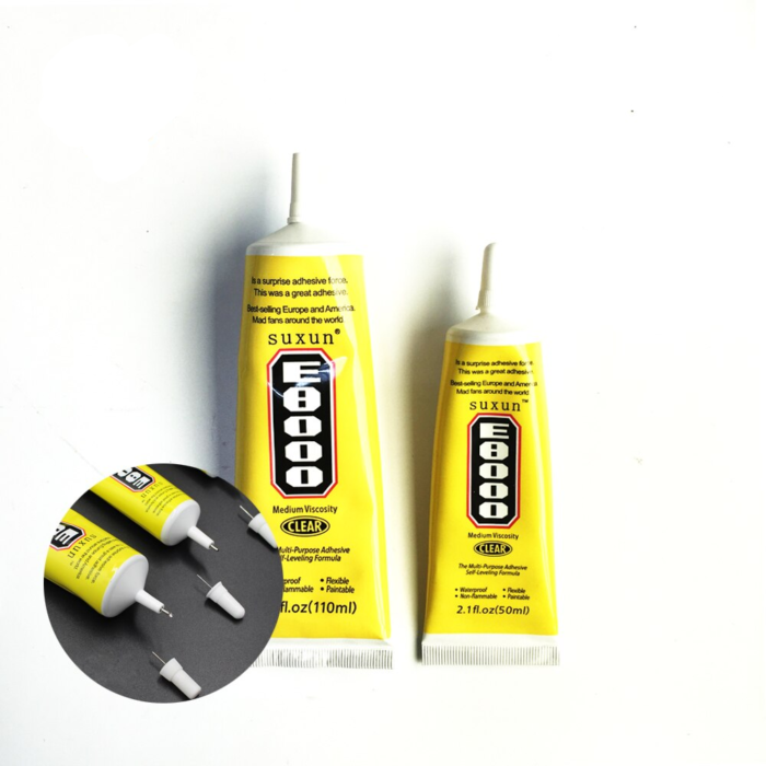 Adhesive Glue B7000 E8000 T7000 T8000 LCD Display Frame Glue15/50/110ml For Mobile Phone Touch Screen Crafts Jewelry DIY Glue 5